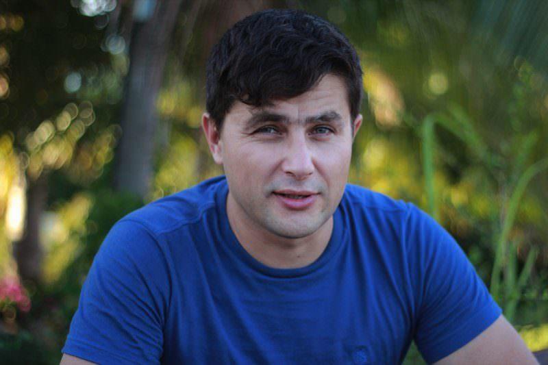 Сергей Князев, некурим