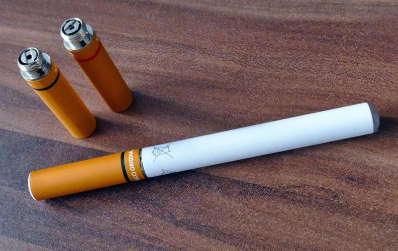 Зависимости от электронных сигарет нет?
