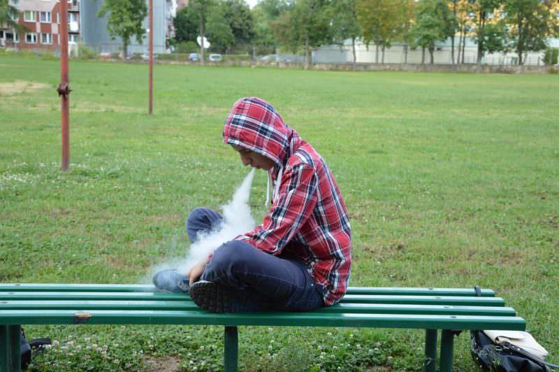 Электронные сигареты без никотина поддерживают и усиливают зависимость