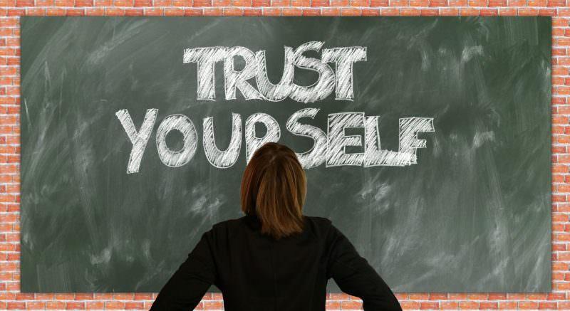 Доверяй себе и ваш потенциал раскроется